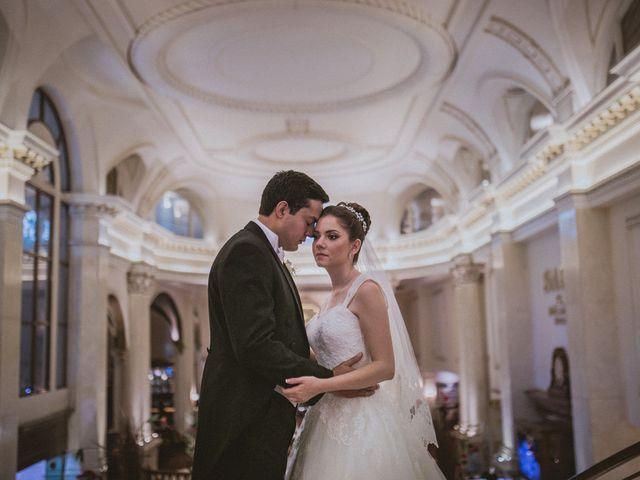 La boda de Mayela y Juan