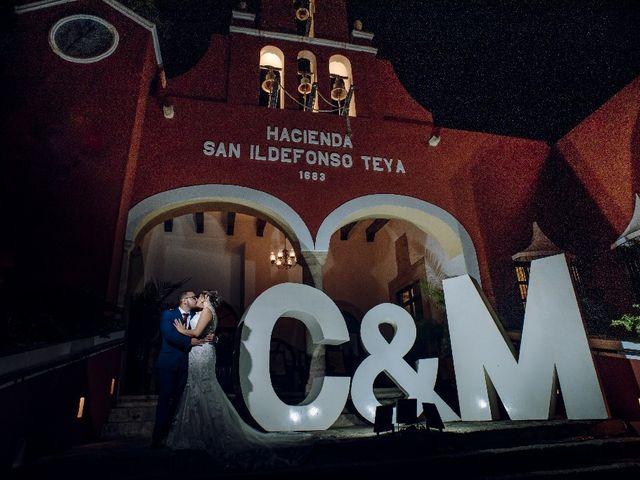 La boda de Maria José  y Carlos