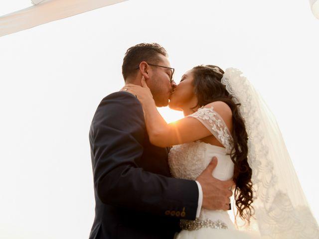 La boda de Abi y Abner