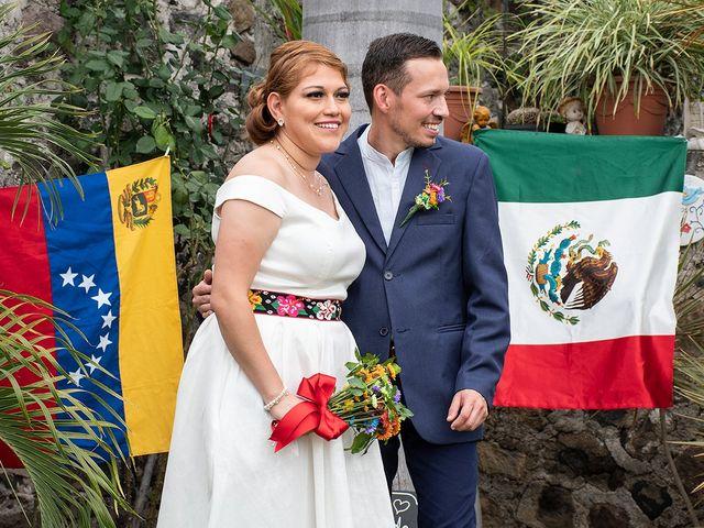 La boda de Fernanda y Steven