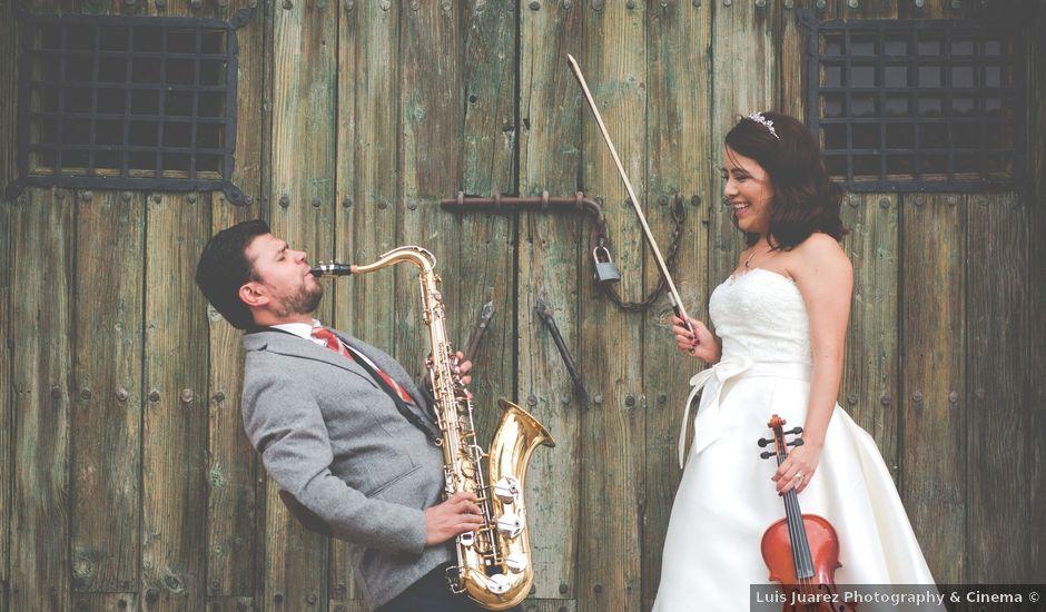 La boda de Marco y Lorena en Huamantla, Tlaxcala