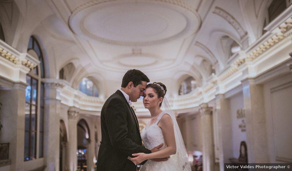 La boda de Juan y Mayela en Monterrey, Nuevo León
