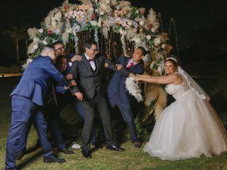 La boda de Diego y Anahi 3