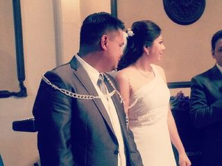 La boda de Israel y Angelica 2