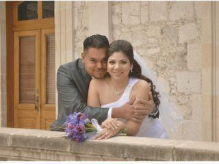 La boda de Israel y Angelica
