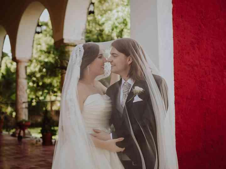 La boda de Danielle y Niclas