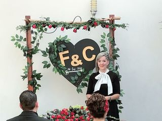 La boda de Fatima y Christian 3