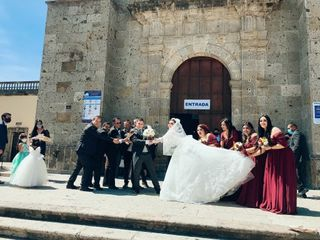 La boda de Fatima y Christian