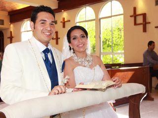 La boda de Danae y Martín 1