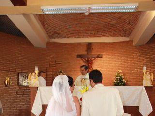 La boda de Danae y Martín 2