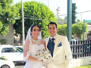 La boda de Danae y Martín 3