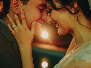 La boda de Karla y Eddany