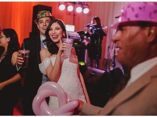 La boda de Ale y Enrique