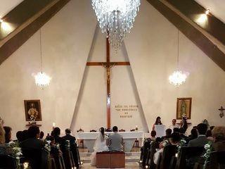 La boda de Luis y Guadalupe  1