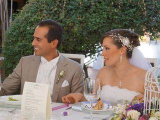 La boda de Tere y Manolo