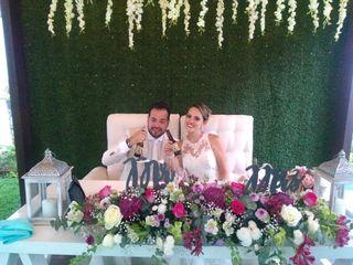 La boda de Alejandra y Víctor  1