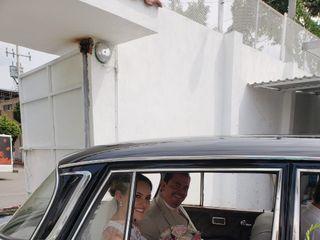 La boda de Alejandra y Víctor  3