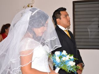 La boda de Sandy y Sebastián 1