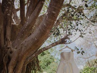 La boda de Danielle y Niclas 2