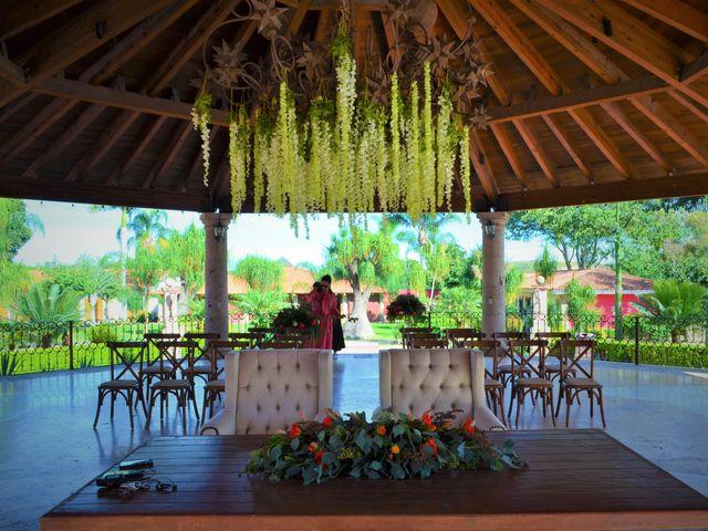 La boda de Carlos y Jissel en Guadalajara, Jalisco 1