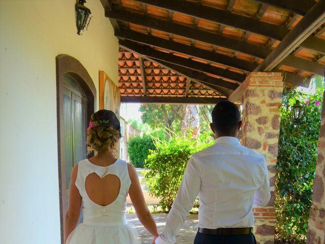 La boda de Carlos y Jissel en Guadalajara, Jalisco 4
