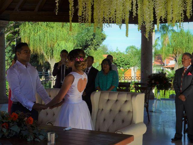 La boda de Carlos y Jissel en Guadalajara, Jalisco 5