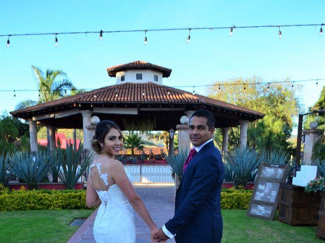 La boda de Carlos y Jissel en Guadalajara, Jalisco 8