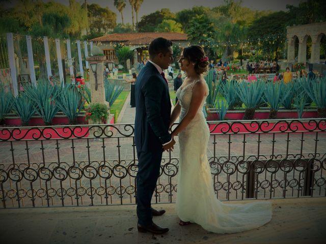 La boda de Jissel y Carlos