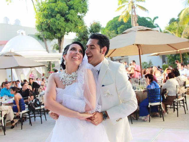 La boda de Danae y Martín