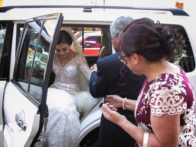 La boda de Pablo y Iris en Uruapan, Michoacán 7