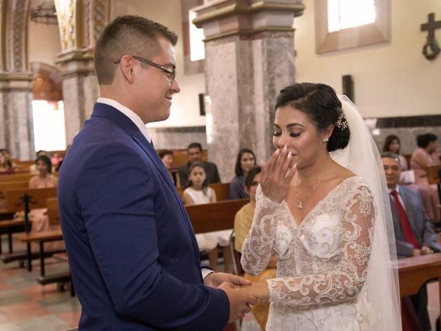 La boda de Pablo y Iris en Uruapan, Michoacán 11