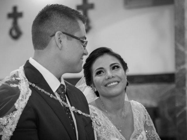La boda de Pablo y Iris en Uruapan, Michoacán 12