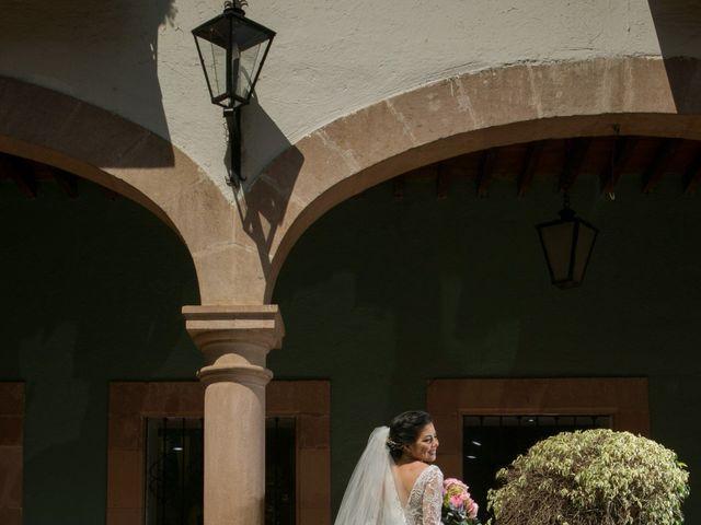 La boda de Pablo y Iris en Uruapan, Michoacán 1
