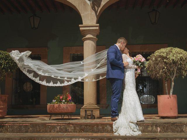 La boda de Pablo y Iris en Uruapan, Michoacán 17