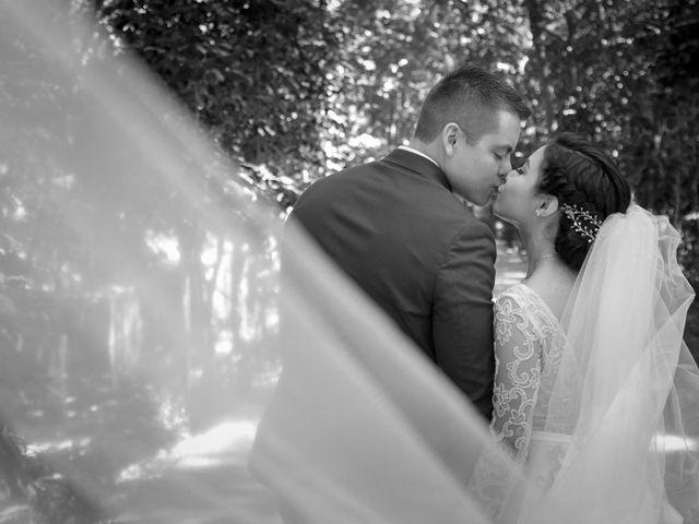 La boda de Iris y Pablo