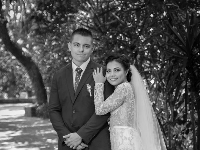 La boda de Pablo y Iris en Uruapan, Michoacán 20