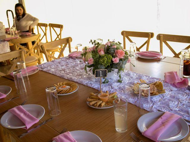 La boda de Pablo y Iris en Uruapan, Michoacán 27