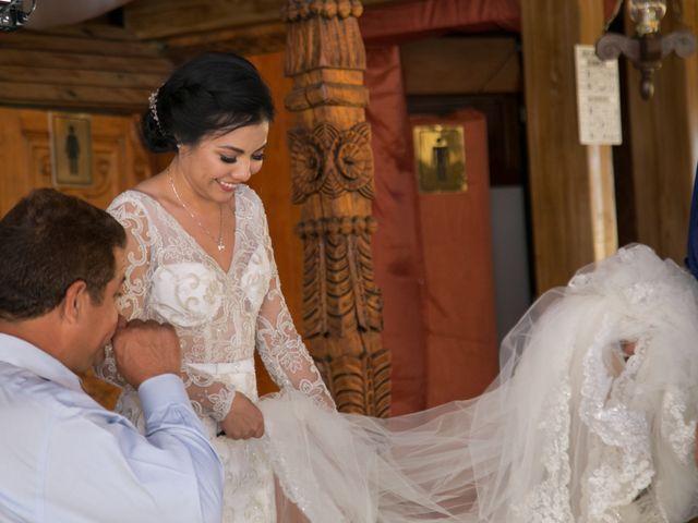 La boda de Pablo y Iris en Uruapan, Michoacán 28