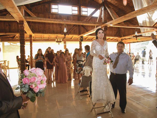 La boda de Pablo y Iris en Uruapan, Michoacán 30