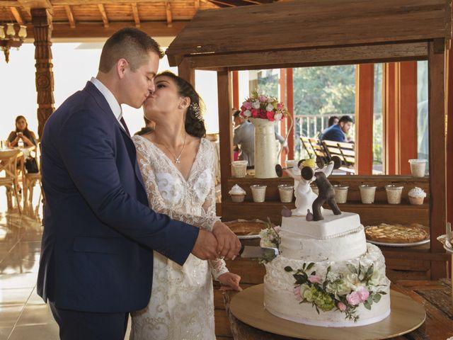 La boda de Pablo y Iris en Uruapan, Michoacán 33