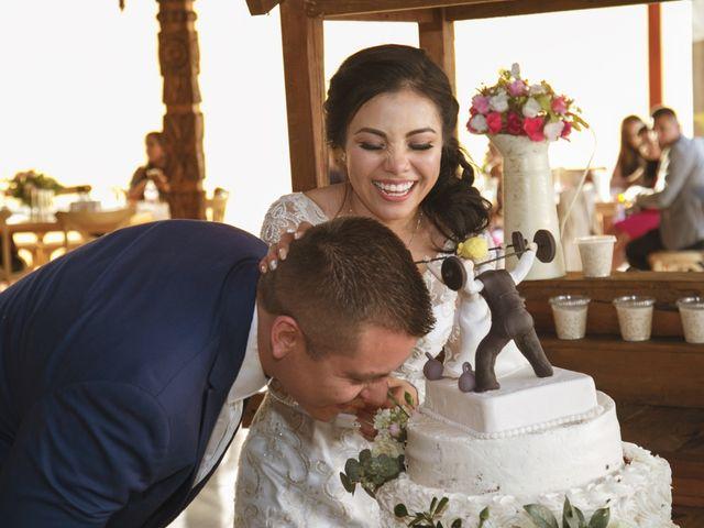 La boda de Pablo y Iris en Uruapan, Michoacán 34