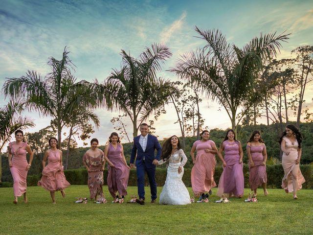 La boda de Pablo y Iris en Uruapan, Michoacán 39