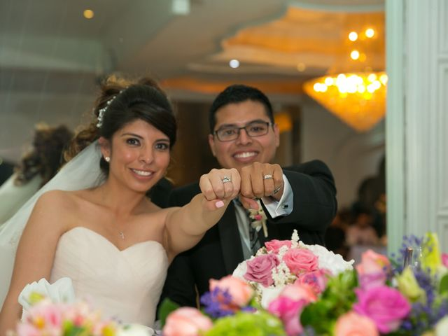 La boda de Diana y Julio