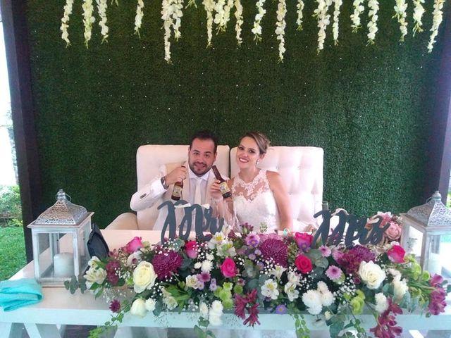 La boda de Alejandra y Víctor