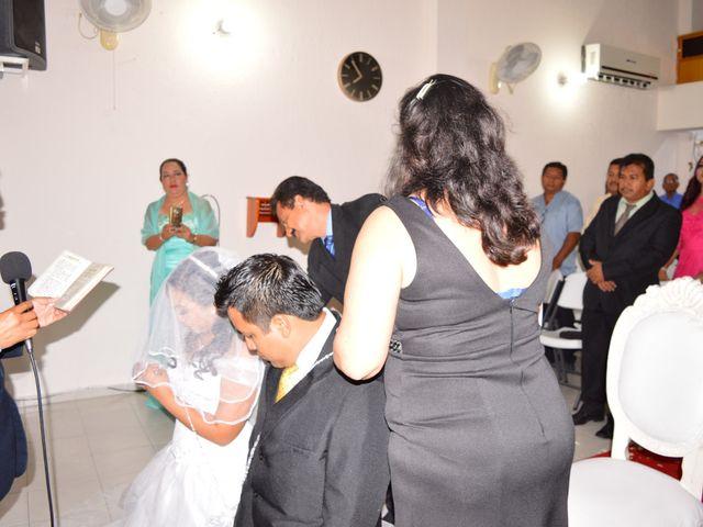 La boda de Sebastián y Sandy en Comalcalco, Tabasco 6