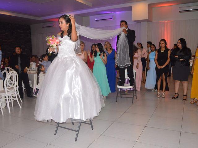 La boda de Sebastián y Sandy en Comalcalco, Tabasco 15