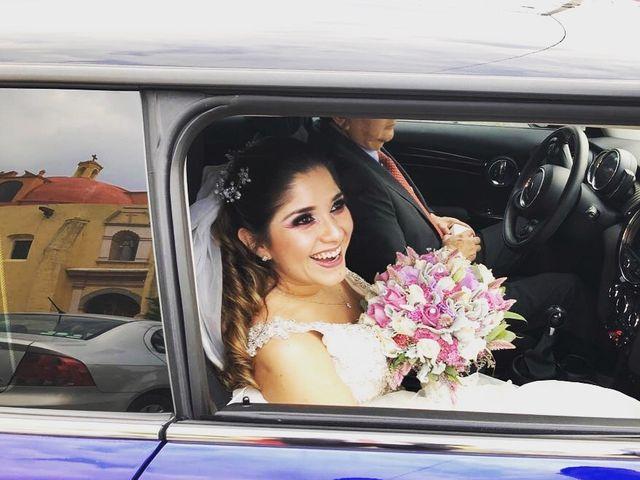La boda de Carlos y Lina en Xochimilco, Ciudad de México 8