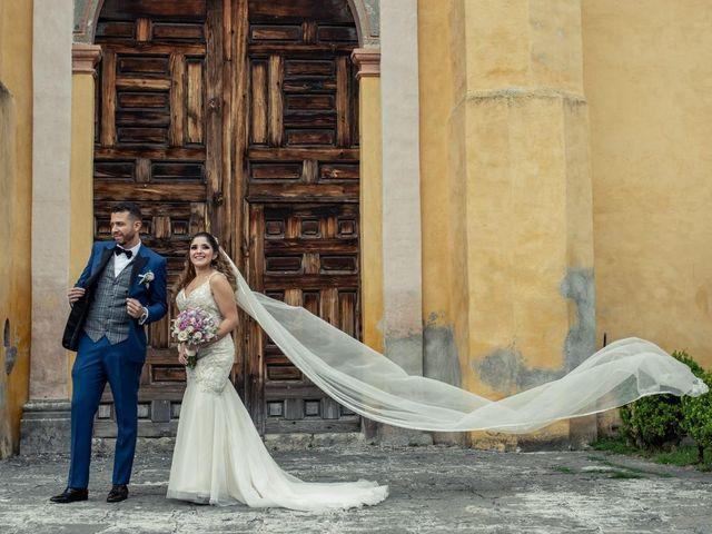 La boda de Carlos y Lina en Xochimilco, Ciudad de México 3