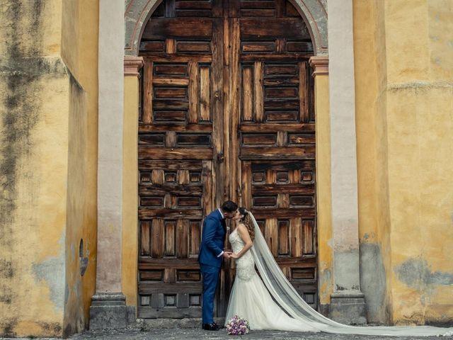 La boda de Lina y Carlos