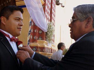 La boda de Gaby y Leo 2